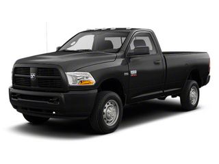 Mineral Gray Metallic 2012 Ram Truck 2500 Pictures 2500 Regular Cab SLT 4WD photos front view
