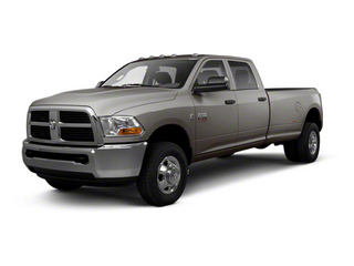 Mineral Gray Metallic 2012 Ram Truck 3500 Pictures 3500 Crew Cab Laramie 2WD photos front view