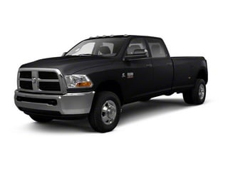 Black 2012 Ram Truck 3500 Pictures 3500 Crew Cab Laramie 2WD photos front view