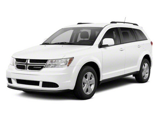 White 2012 Dodge Journey Pictures Journey Utility 4D SXT 2WD photos front view