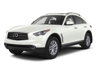 Moonlight White 2012 INFINITI FX50 Pictures FX50 FX50 AWD photos front view