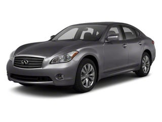 Platinum Graphite 2012 INFINITI M56 Pictures M56 Sedan 4D photos front view