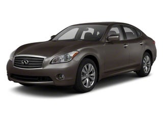 Storm Front Grey 2012 INFINITI M56 Pictures M56 Sedan 4D photos front view