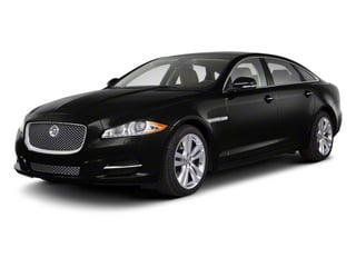 Ebony 2012 Jaguar XJ Pictures XJ Sedan 4D L photos front view