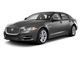 Stratus Grey 2012 Jaguar XJ Pictures XJ Sedan 4D L photos front view