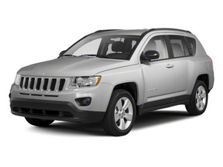 Bright Silver Metallic 2012 Jeep Compass Pictures Compass Utility 4D Limited 4WD photos front view