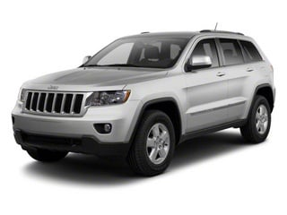 Bright Silver Metallic 2012 Jeep Grand Cherokee Pictures Grand Cherokee Utility 4D SRT-8 4WD photos front view