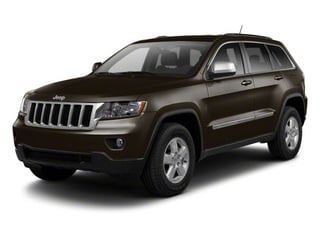 Rugged Brown Pearl 2012 Jeep Grand Cherokee Pictures Grand Cherokee Utility 4D Overland 2WD photos front view