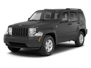 Mineral Gray Metallic 2012 Jeep Liberty Pictures Liberty Utility 4D Sport 2WD photos front view