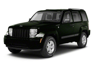 Black Forest Green Pearl 2012 Jeep Liberty Pictures Liberty Utility 4D Sport 2WD photos front view