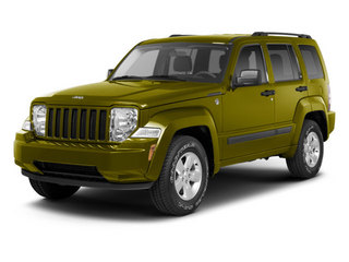 Rescue Green Metallic 2012 Jeep Liberty Pictures Liberty Utility 4D Sport 2WD photos front view