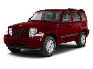 Deep Cherry Red Crystal Pearl 2012 Jeep Liberty Pictures Liberty Utility 4D Sport 2WD photos front view