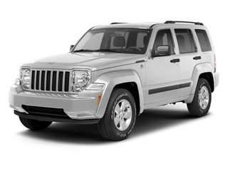 Bright Silver Metallic 2012 Jeep Liberty Pictures Liberty Utility 4D Sport 2WD photos front view