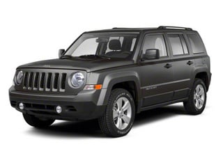 Mineral Gray Metallic 2012 Jeep Patriot Pictures Patriot Utility 4D Latitude 2WD photos front view