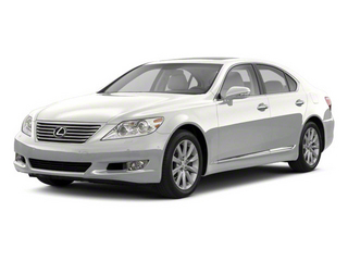 Starfire Pearl 2012 Lexus LS 460 Pictures LS 460 Sedan 4D LS460L photos front view
