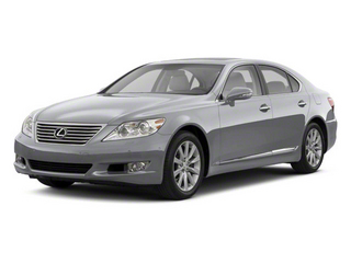 Mercury Metallic 2012 Lexus LS 460 Pictures LS 460 Sedan 4D LS460L photos front view