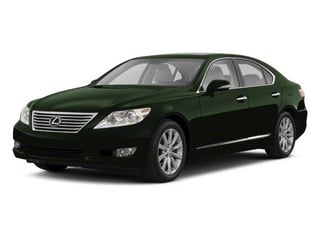 Peridot Mica 2012 Lexus LS 460 Pictures LS 460 Sedan 4D LS460L photos front view