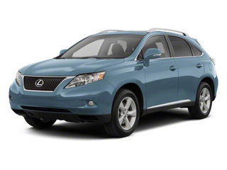 Cerulean Blue Metallic 2012 Lexus RX 350 Pictures RX 350 Utility 4D 2WD photos front view