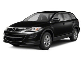 Brilliant Black 2012 Mazda CX-9 Pictures CX-9 Utility 4D GT AWD photos front view