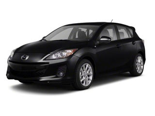 Black Mica 2012 Mazda Mazda3 Pictures Mazda3 Wagon 5D s GT photos front view