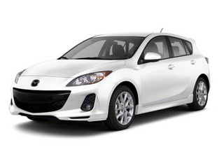 Crystal White Pearl Mica 2012 Mazda Mazda3 Pictures Mazda3 Wagon 5D s GT photos front view