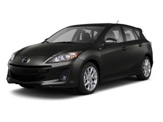 Graphite Mica 2012 Mazda Mazda3 Pictures Mazda3 Wagon 5D s GT photos front view