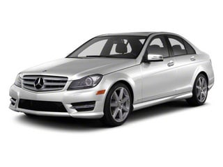 Iridium Silver Metallic 2012 Mercedes-Benz C-Class Pictures C-Class Sedan 4D C63 AMG photos front view