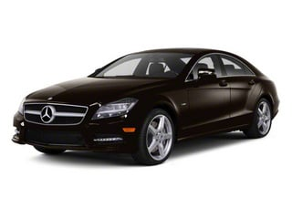 designo Mocha Black Metallic 2012 Mercedes-Benz CLS-Class Pictures CLS-Class Sedan 4D CLS63 AMG photos front view