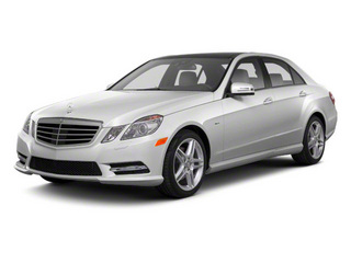 Indium Grey Metallic 2012 Mercedes-Benz E-Class Pictures E-Class Sedan 4D E550 AWD photos front view