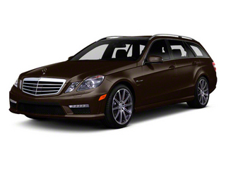 designo Mocha Black Metallic 2012 Mercedes-Benz E-Class Pictures E-Class Wagon 4D E350 AWD photos front view