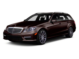 designo Mystic Brown Metallic 2012 Mercedes-Benz E-Class Pictures E-Class Wagon 4D E350 AWD photos front view