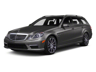 Steel Grey Metallic 2012 Mercedes-Benz E-Class Pictures E-Class Wagon 4D E350 AWD photos front view