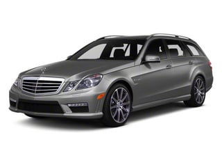 Iridium Silver Metallic 2012 Mercedes-Benz E-Class Pictures E-Class Wagon 4D E350 AWD photos front view