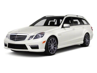Diamond White Metallic 2012 Mercedes-Benz E-Class Pictures E-Class Wagon 4D E350 AWD photos front view