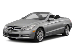 Iridium Silver Metallic 2012 Mercedes-Benz E-Class Pictures E-Class Convertible 2D E350 photos front view