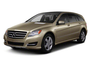 Pearl Beige Metallic 2012 Mercedes-Benz R-Class Pictures R-Class Utility 4D R350 AWD photos front view