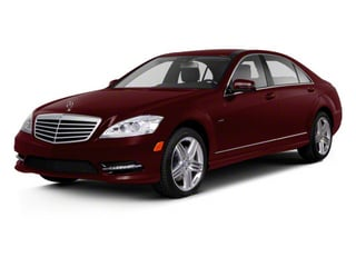 designo Mystic Red 2012 Mercedes-Benz S-Class Pictures S-Class Sedan 4D S550 AWD photos front view