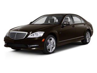 Dolomite Brown Metallic 2012 Mercedes-Benz S-Class Pictures S-Class Sedan 4D S63 AMG photos front view