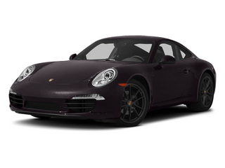 Anthracite Brown Metallic 2012 Porsche 911 Pictures 911 Coupe 2D S photos front view