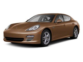 Cognac Metallic 2012 Porsche Panamera Pictures Panamera Hatchback 4D Turbo AWD photos front view