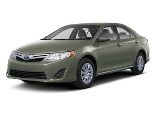 Cypress Pearl 2012 Toyota Camry Pictures Camry Sedan 4D LE photos front view