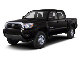 Black 2012 Toyota Tacoma Pictures Tacoma Base 2WD photos front view