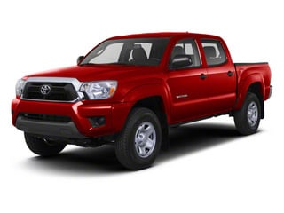 Barcelona Red Metallic 2012 Toyota Tacoma Pictures Tacoma Base 2WD photos front view