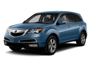 Bali Blue Pearl 2013 Acura MDX Pictures MDX Utility 4D Technology DVD AWD V6 photos front view