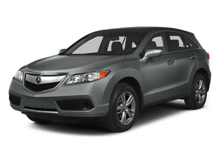 Graphite Luster Metallic 2013 Acura RDX Pictures RDX Utility 4D AWD photos front view