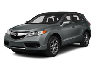 Graphite Luster Metallic 2013 Acura RDX Pictures RDX Utility 4D 2WD photos front view