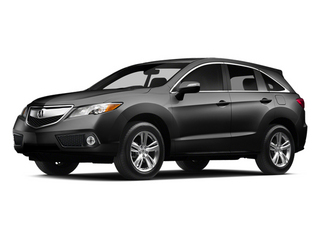 Crystal Black Pearl 2013 Acura RDX Pictures RDX Utility 4D Technology 2WD photos front view