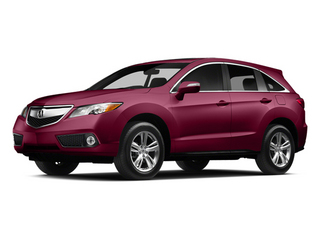 Basque Red Pearl II 2013 Acura RDX Pictures RDX Utility 4D Technology 2WD photos front view