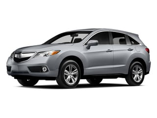 Forged Silver Metallic 2013 Acura RDX Pictures RDX Utility 4D Technology 2WD photos front view