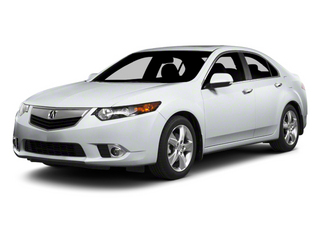 Forged Silver Metallic 2013 Acura TSX Pictures TSX Sedan 4D Technology I4 photos front view